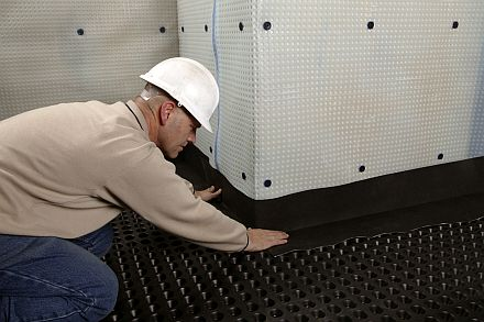 Cavity Drain Membrane